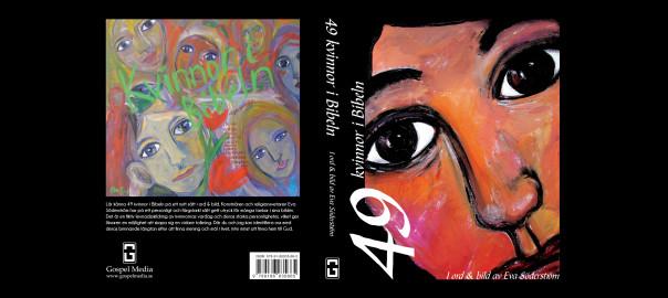 49 Kvinnor i Bibeln - Omslaget